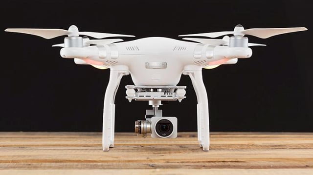 Review Drone DJI Phantom 3 Advanced