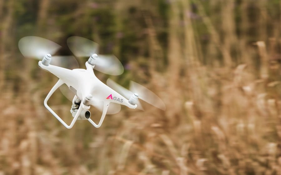 Reveiw DJI Phantom 4 Advanced