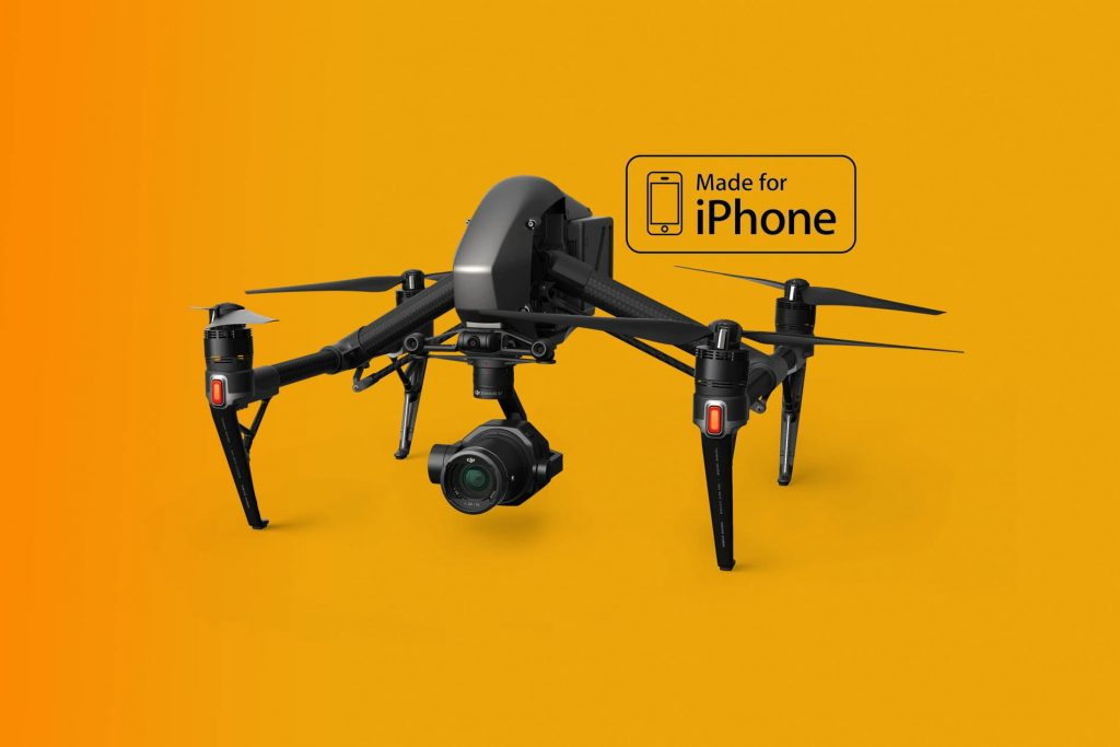 DJI Made for iPhone